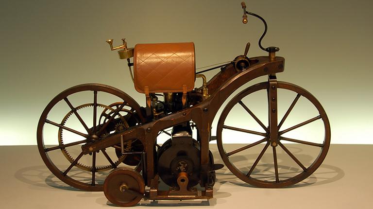 Интересные факты из истории мотоциклов