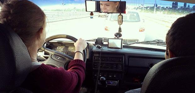 Как вести себя за рулем автомобиля?