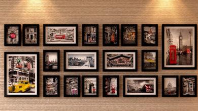 Photo of Декоративное оформление стен в квартире