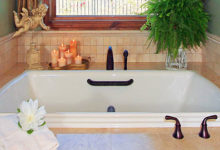 Новая эмаль для чугунной ванны