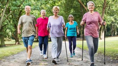 Уйдем пешком от старости и болезней!