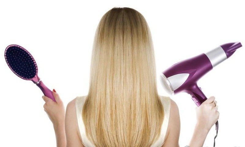 уход за волосами