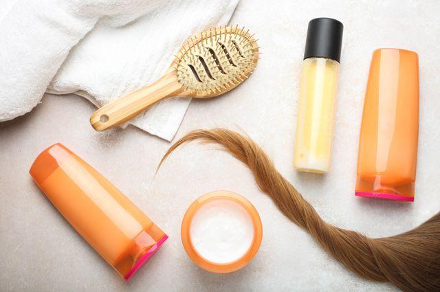 уход за волоссами