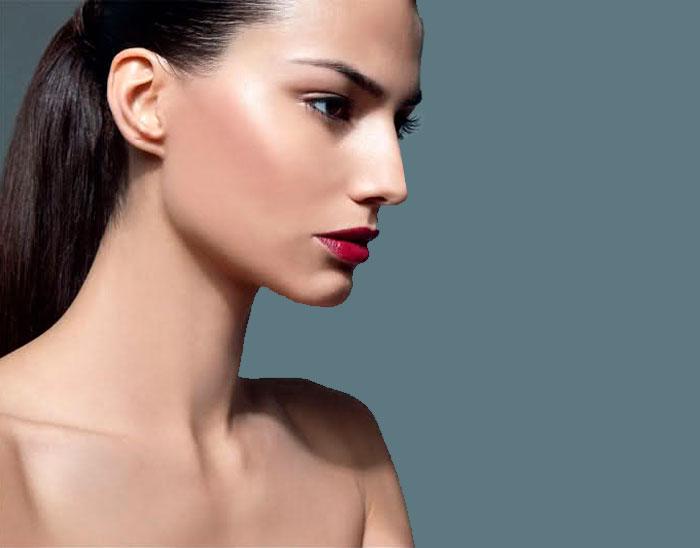 Нос классический прямой и характер женщины