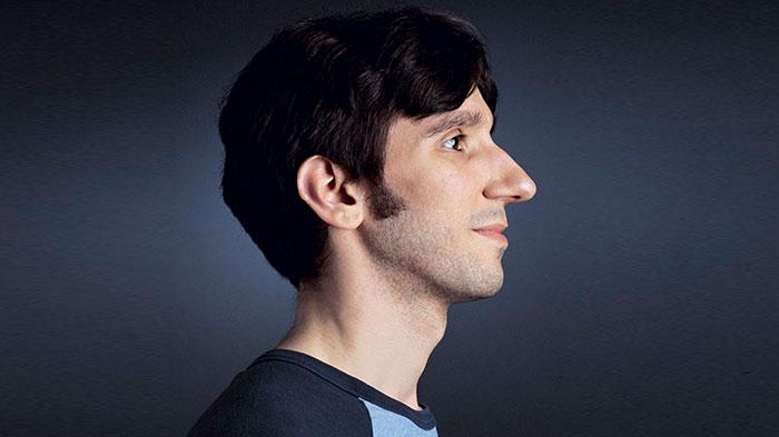 Длинный нос и характер мужчины