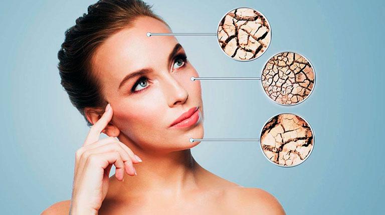 Обезвоженная кожа лица: причины, признаки, уход