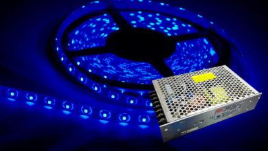 Photo of Питание светодиодной ленты. Как правильно подключить светодиодную ленту к источнику питания?