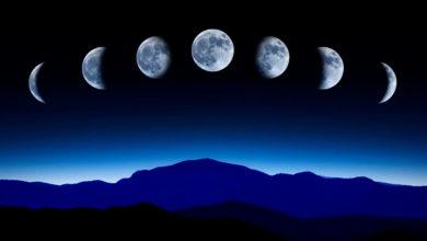 Photo of Красота в лунном ритме