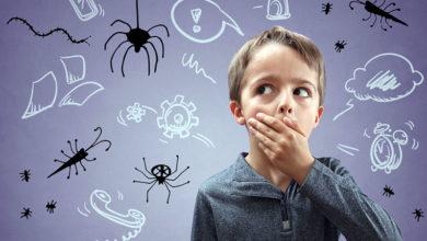 Тест для родителей «Детская тревожность (4-10 лет)»