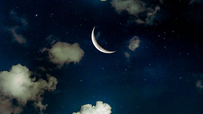 Косметические процедуры на убывающей Луне