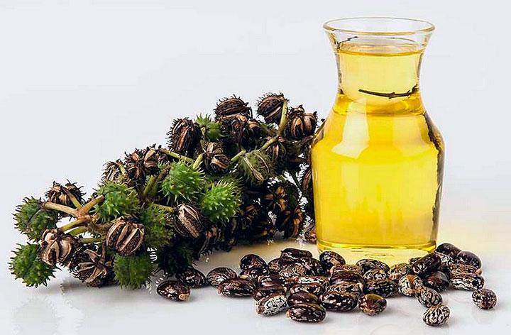 Касторовое масло для очищения кожи