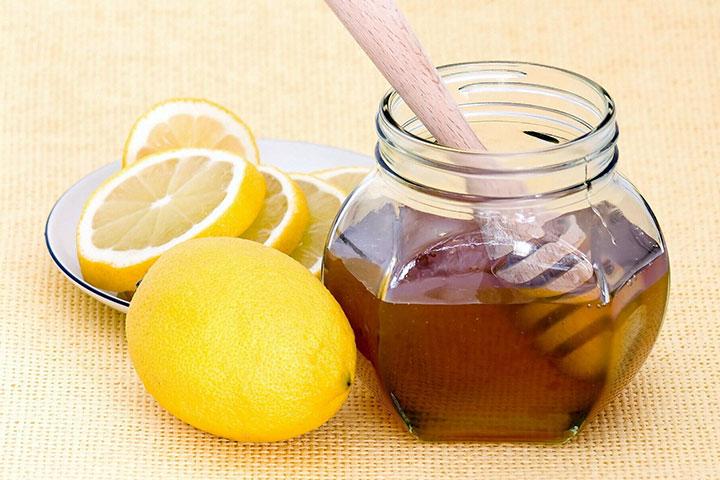 Омолаживающая маска из лимона
