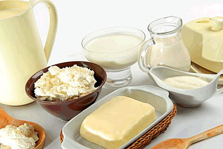 Омолаживающая маска из молочных продуктов