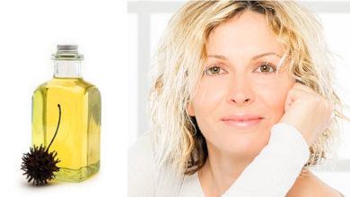 Очищение кожи касторовым маслом
