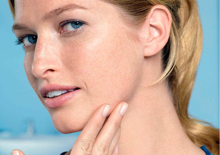 Программа ухода за сухой кожей лица
