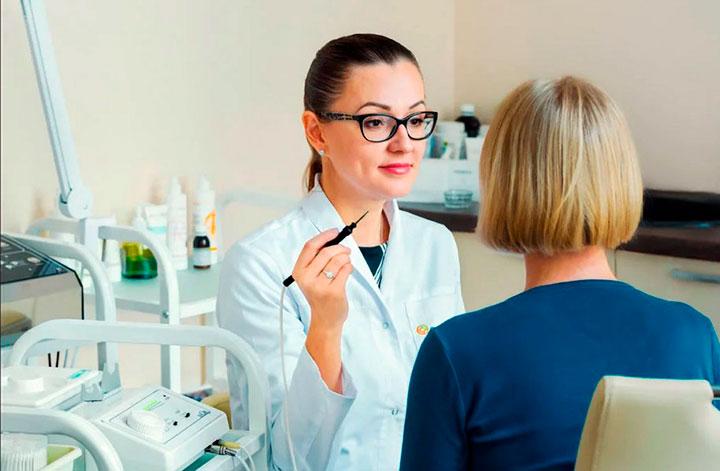 Вопросы, которые часто задают дерматологу