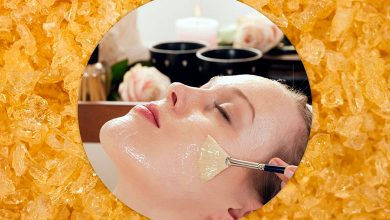 Маски из желатина для проблемной кожи