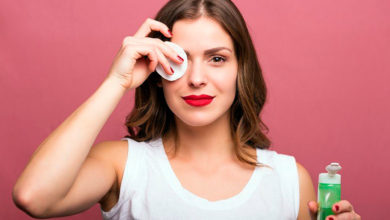 Как очищать лицо от косметики