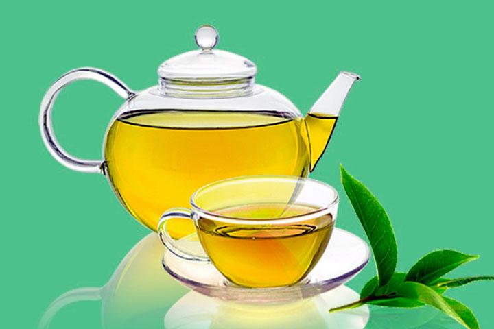 Тонизируйте зеленым чаем не только свой организм, но и кожу