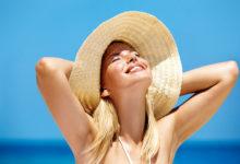 Как защитить лицо от солнца и получить при этом красивый загар