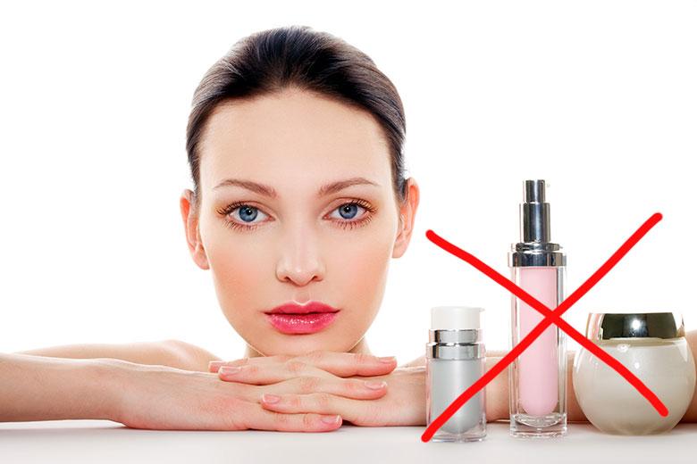Какая косметика опасна для кожи в летний период