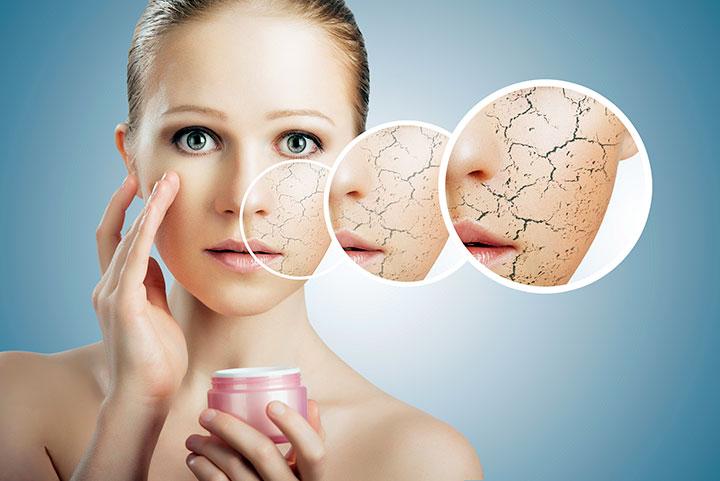 Маска для устранения стянутости кожи