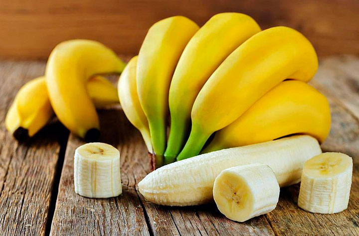 Лифтинг-эффект маски с бананом