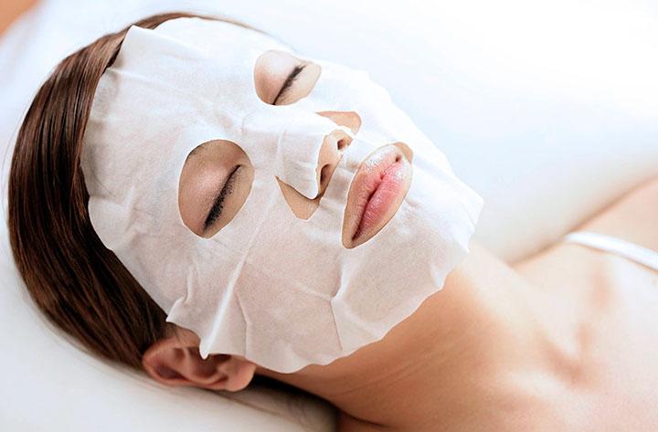 Готовая косметическая маска