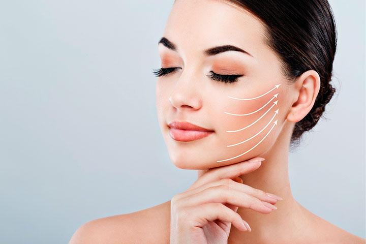 Рецепты масок для омоложения и подтяжки лица